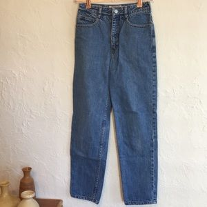 Vintage Guess High-waisted jeans